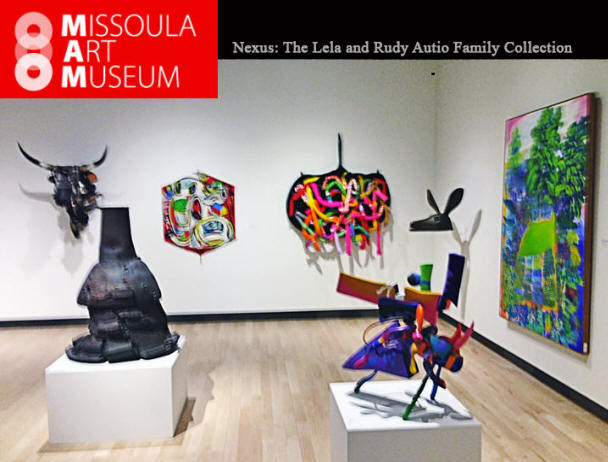 Nesus, the lela and rudy autio family collection
